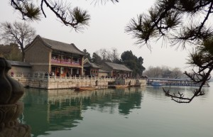 Waterside at the Summer Palace
