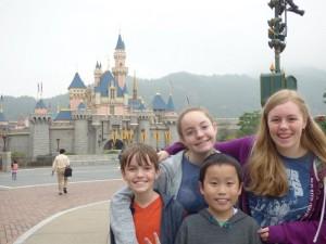 Disneyland Hong Kong!