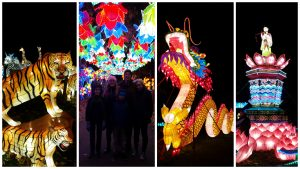 The Chinese Lantern Festival in Columbus